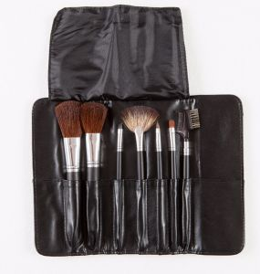 7PCS/Set Wool Hair Makeup Cosmetic Make up Brush Set