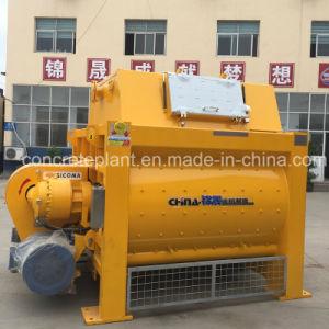 Jinsheng Js2000 Energy Saving Automatic Concrete Mixer pictures & photos