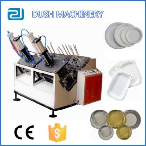 Hot High Speed Paper Plate Forming Machine 120-150PCS/Min
