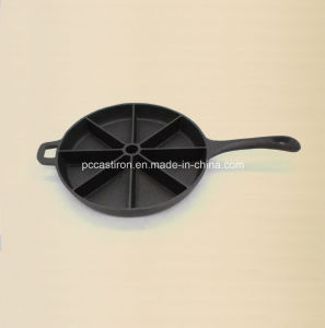 3PC Cast Iron Heat Mold for China Factory pictures & photos