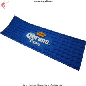 2016 New Design Soft PVC Bar Mat for Promotion (YH-BM041) pictures & photos