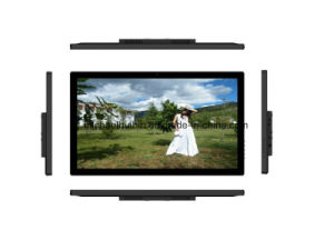 27inch LED Touchscreen Wall-Mounted Android Network Advertising Video Display (A2701T-A64) pictures & photos