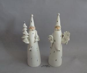 Xmas Santa Statue and Figurine Craft Ornament pictures & photos