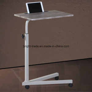Removable Computer Table with I Pad Slot pictures & photos
