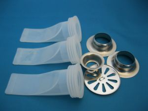 Insect-Resistant and Anti- Odor Backflow Prevention Rubber Duckbill Valves for Bathroom Washroom Sewer pictures & photos