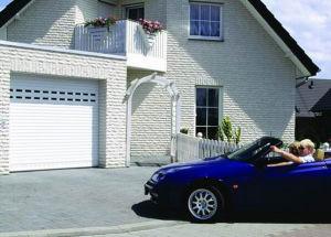 Electric Garage Doors Villa Garage Doors (Hz-FC0351) pictures & photos