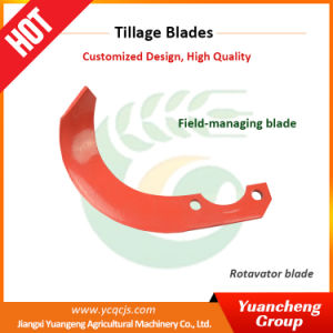 Blade Parts for Mini Tiller Power Tiller Tillage Machine Root Plow pictures & photos