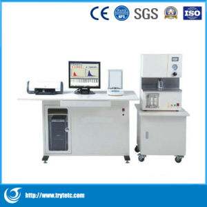 Arc Infrared Carbon and Sulfur Analyzer-Laboratory Instrument-Carbon Analyzer pictures & photos