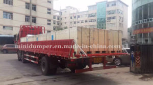 Engineering Construction Machinery Trailer Concrete Pump () pictures & photos
