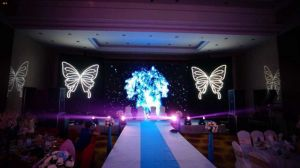 Various Shapes Stage Super Vivid Indoor P3.125 Clear LED Screen pictures & photos