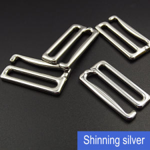 Bra Accessories Larger Metal Ring Slider Hook in High Quality pictures & photos