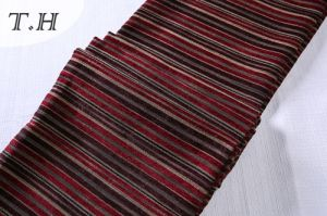 Strip Fabric Chenille Fabric Viscose Fabric for Sofa and Chair pictures & photos