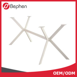 X - Type Table Legs Metal Legs Office Table Legs Supplier Made in China pictures & photos
