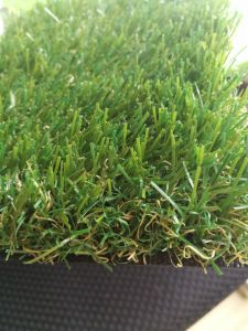 4 Colours 32mm High Density Dark Green Synthetic Turf Artificial Grass pictures & photos