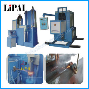 CNC Induction Heating Hardening Machine Tool for Big Shaft Gear pictures & photos