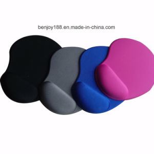 China Manufacturer of Gel Mouse Pad with Wrist Rest pictures & photos