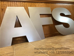 Stainless Steel Reverse Channel Letters pictures & photos