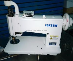 Handle Operated Upper Chain Stitch Embroidery Machine pictures & photos
