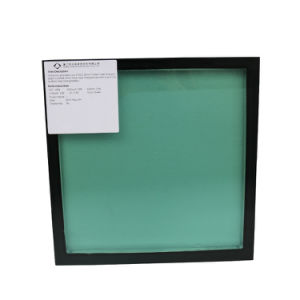 Low E Glass Commercial Glass for Facade Construction pictures & photos