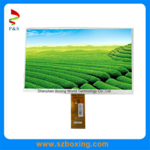 10.1′′ TFT LCD Display Machining with Capacitive Touch Screen (PS101DWPOSB42-D01) pictures & photos