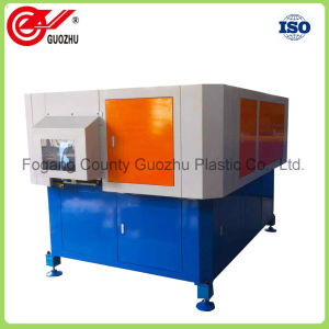 Guozhu 3 Cavity Linear Automatic Plastic Bottle Blowing Machine for Jar pictures & photos