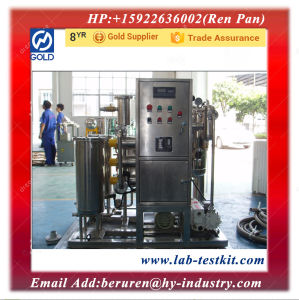 Stainless Steel Fire Resistant Oil Purifier with Capacity of 10 Liters Per Minute pictures & photos