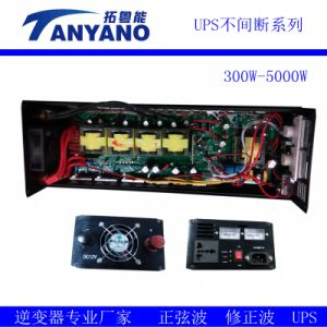 Tanyano DC12/24V to AC110/220V 2000W Solar Panel Inverter with UPS&Charger pictures & photos
