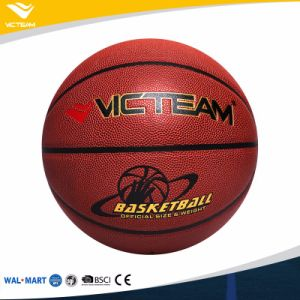 Hot Sale Leak-Proof Robust Number 7 Basketball pictures & photos