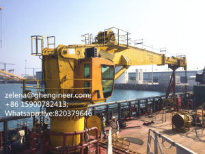 4t30m Provision Crane ABS Approved Ship Deck Crane pictures & photos