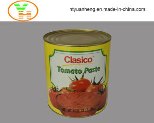 High Quality Canned Tomato Paste Canned Food pictures & photos