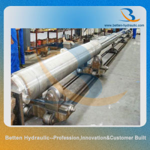 Piston Seal Hydraulic Cylinder for Crane pictures & photos