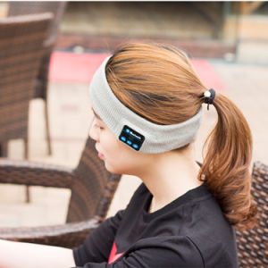 Rechargeable Washable Wireless Bluetooth Music Headband with Heaphone Speaker pictures & photos