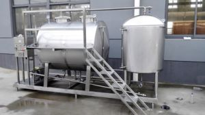 Small CIP System for Beverage Production Line pictures & photos