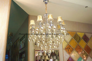 Hotel Lobby Hanging Crystal Lighting (ka241) pictures & photos