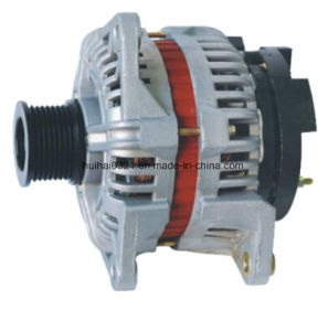 Auto Alternator for Isbe Series Cummins, AVI136, A109, 24V 70A pictures & photos