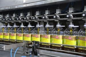 Automatic Cooking Oil Bottling Machine pictures & photos