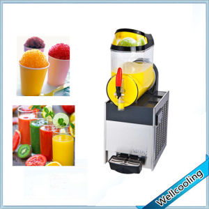 Well Cooling Stainless Steel Xrj-10L Slush Machine pictures & photos