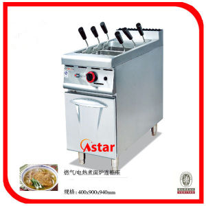 Electric Pasta Cooker with Cabinet Ck01076011 pictures & photos