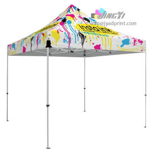 Promotional display gazebo canopy tent outdoor advertising popup beach tent pictures & photos