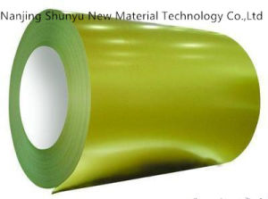 Zinc Coated Galvanized Color Steel Coils pictures & photos