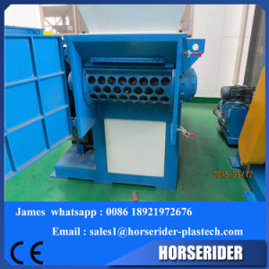 Large Hard Plastic One Shaft Shredder Machine pictures & photos