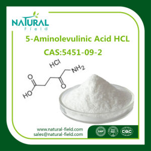 Cosmetic Grade Raw Material 5-Ala. HCl CAS: 5451-09-2 HCl 5-Ala pictures & photos