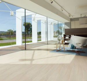 Elegant European Style Wood Grain Look Glazed Porcelain Rustic Wooden Floor Tile Made in China pictures & photos