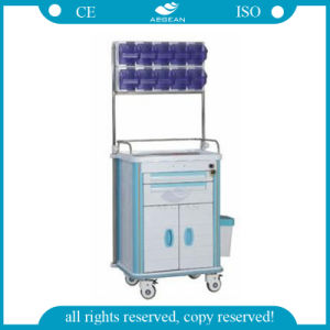 AG-At001A2 Ce&ISO Approved ABS Anesthesia Cart pictures & photos