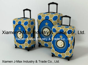 Travel Luggage Cover Fits 18-32 Inch Luggage, Washable, Associazione Sportivaroma pictures & photos