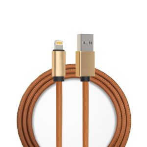 5V 2.4A PU Covered Charging and Data Cable for Samsung, iPhone pictures & photos