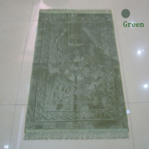 Falanell Emboss 1.2cm Thicknees Foam Prayer Rugs pictures & photos