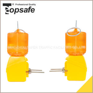 S-1315 Road Warning Light Single Battery pictures & photos