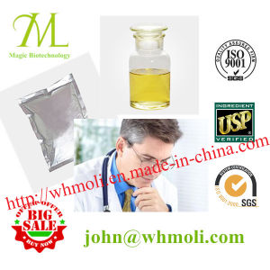 No Pain Injectable Pre Made Steroids Oils Methenolone Acetate for Bodybuilding pictures & photos