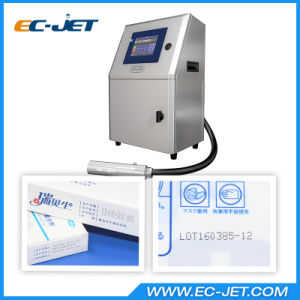 Barcode Inkjet Printer/Cij Printer Pipe /Package /Egg Expiry Date Print (EC-JET1000) pictures & photos